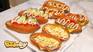 대만에서 2시간 줄서서 먹는 영양 샌드위치 한국 상륙!…