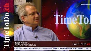Trinkwasser (R)Evolution - molekularer Wasserstoff, TimeToDo.ch 11.07.2016