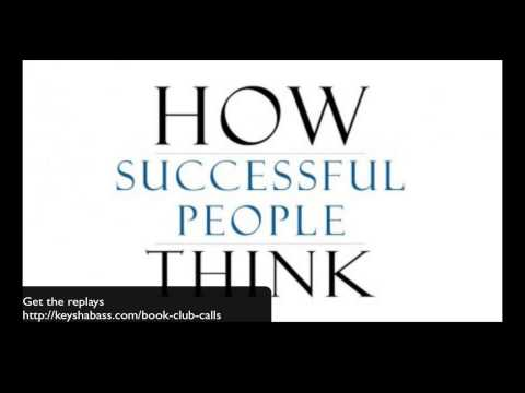 How Successful People Think Book Review