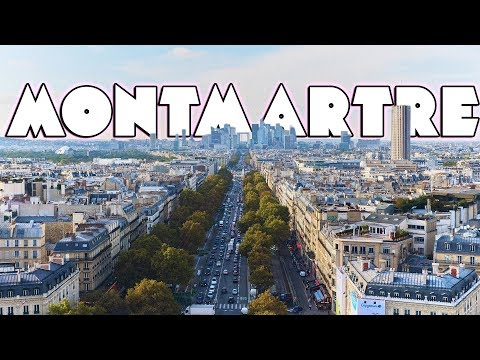 Paris | Montmartre and Arc de Triomphe tour!