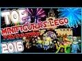 Top  Minifiguras lego favoritas 2016