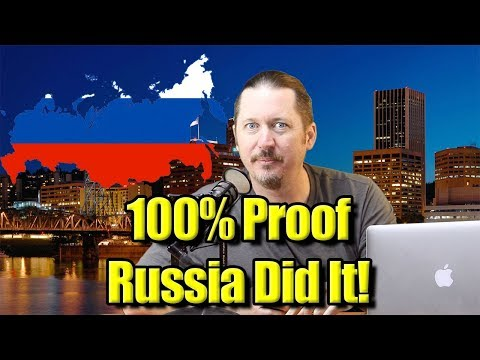 Russians Stole The Election 100% Proof! Or Is This Just A Conspiracy?