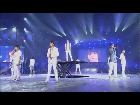 SUPER SHOW 3 DVD   31. 진심 All My Heart LIVE (SUPER JUNIOR) 111226