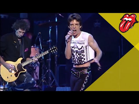 The Rolling Stones - Midnight Rambler (Steel Wheels Live)