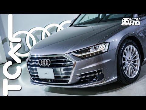 [4K] Audi All New A8 L 60 TFSI quattro 西班牙試駕 - TCAR