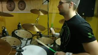 Ashes Remain Change My Life Drum Cover