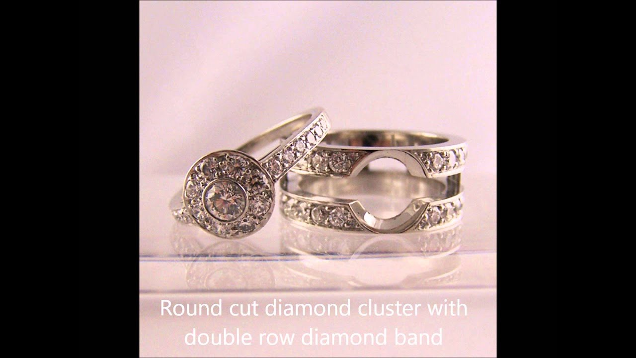 Slot To Fit Wedding Rings A Unique Way Of Making Your Wedding Ring