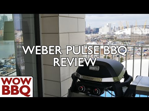 Weber Pulse Electric BBQ Review