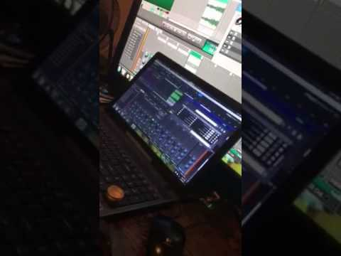 Snippet of a verse I recorded