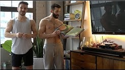 APARTMENT TOUR | GAY COUPLE | Justin and Nick