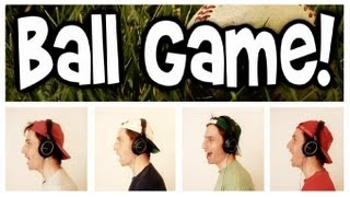 Take Me Out To The Ball Game - A Cappella Baseball Song - Trudbol Barbershop Quartet TTBB