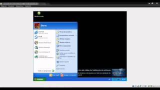 Como remover a mensagem do Windows XP Pirata