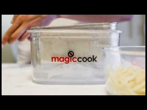 Shark Tank Magic Cook! Cook without fire, electricity or gas! Perfect for outdoor activities!