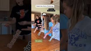 Catch the coins challenge!