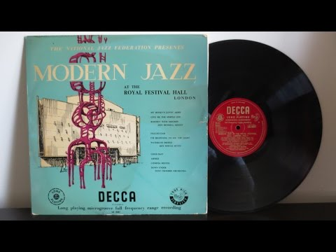 Don Rendell Sextet.......Live at the London Jazz Festival  (1954)