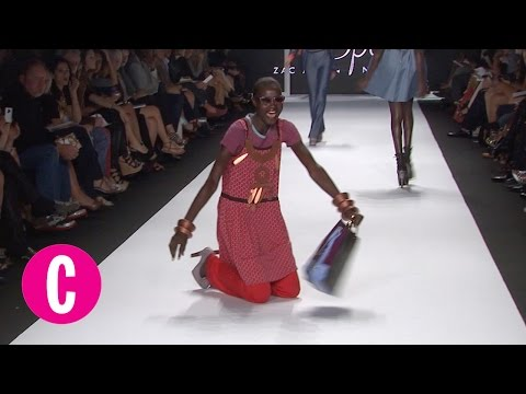 Watch How Gracefully These Models Fall | Cosmopolitan