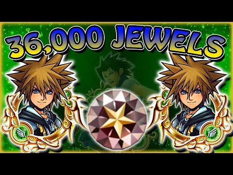 I Screwed Up! ~ TAKE ALL MY JEWELS! ~ KH Union χ[Cross]