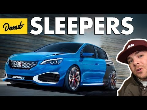 Fastest Sleeper Cars You Can Buy  The Bestest