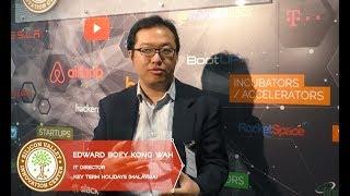 Edward Boey Kong Wah, IT Director at Key Term Holidays, Malaysia