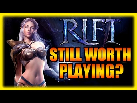 Still Worth Playing? Rift Online Starfall Prophecy Expansion Gameplay Impressions Part 1 2016