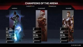 Apex Legends WIN!!