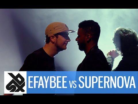 EFAYBEE vs SUPERNOVA |  Florida Beatbox Battle 2017  |  Small  Final