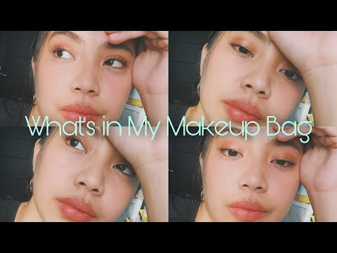 What's In My Makeup Bag - YouTube