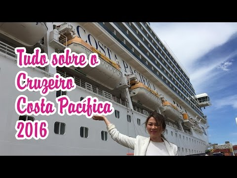Costa Pacífica 2016 | Patty Lye