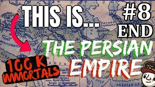 HoI4 - 100k Immortals - Restoration of the PERSIAN EMPIRE! - Part 8