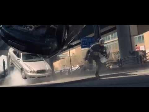 Captain America Civil War trailer (Fan made)