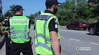 На Салтовке патрульные выявили пьяного водителя на неисправном автомобиле - 06.08.2020