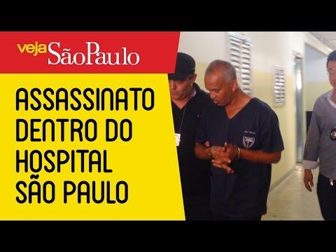 Assassinato dentro do Hospital São Paulo