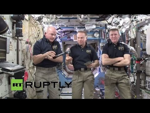 LIVE: Mark Zuckerberg talks to Space Station astronauts