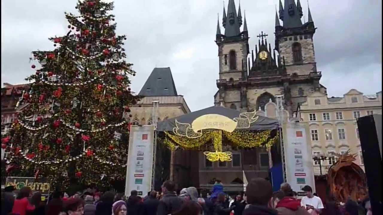 Frohe Weihnachten Und Ein Gutes Neues Jahr Tschechisch.Tschechische Weihnachtslieder Weihnachten In Tschechien