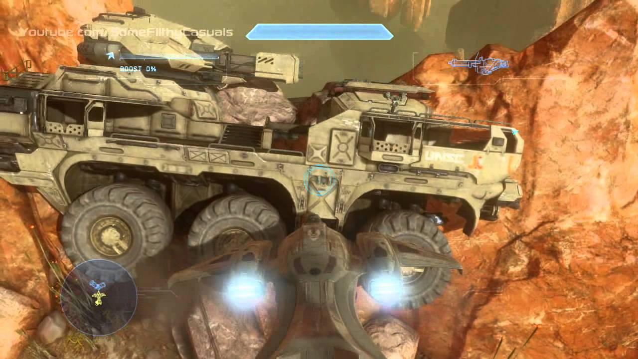 Halo 5 jump trick ground pound boost youtube.
