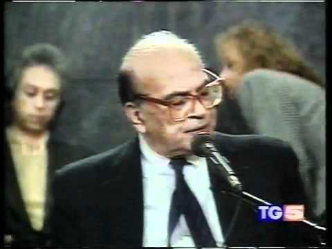 Tangentopoli. Di Pietro interroga Craxi.