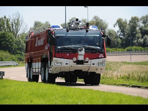 Behind the Wheel: How Magirus helps firefighters save lives