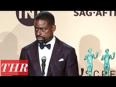 Download Youtube: Sterling K. Brown on How Male Actors Can Support Women in The Industry   SAG Awards 2018