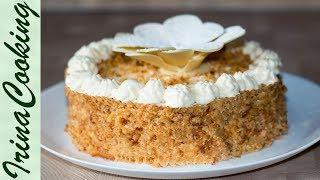 Торт НАПОЛЕОН с Кремом Пломбир 🍰 Семейный Рецепт ✧ Napoleon Cake Classic Recipe ✧ Ирина Кукинг