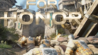 for Honor. Прохождение и обзор релиза. Deluxe. /For Honor.Passage and review release. Deluxe