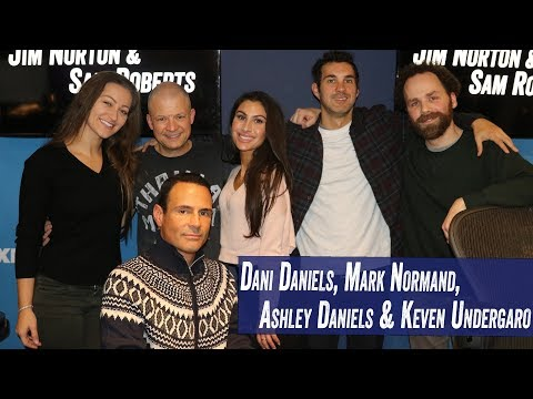 Dani Daniels, Mark Normand, Keven Undergaro & Ashley Daniels - Jim Norton & Sam Roberts