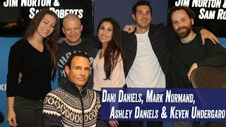Download Video Dani Daniels, Mark Normand, Keven Undergaro & Ashley Daniels - Jim Norton & Sam Roberts MP3 3GP MP4