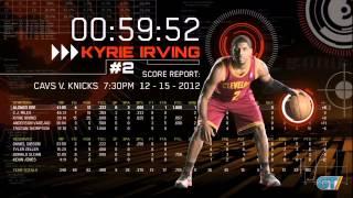 NBA Live 14 - E3 2013: Game Debut