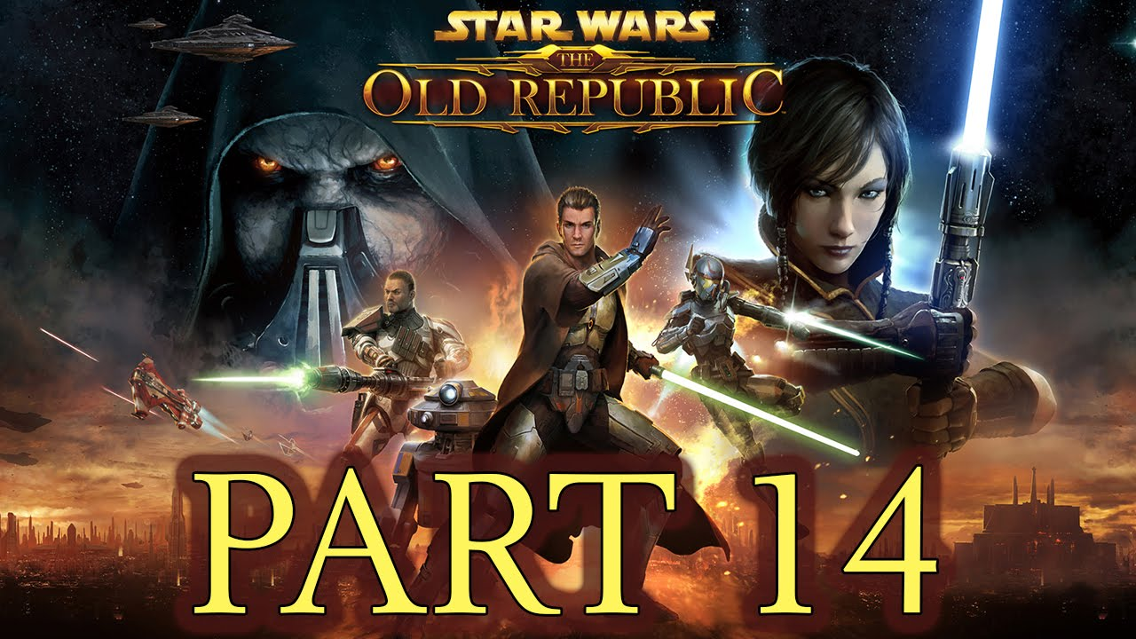 Star Wars: The Old Republic - Let's Play - Part 14 -