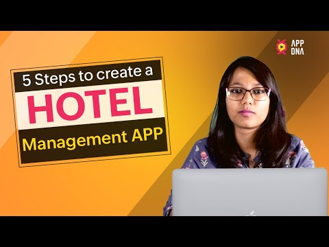 Hotel Management App In 5 Steps | Build Apps Without Coding | Zoho Creator