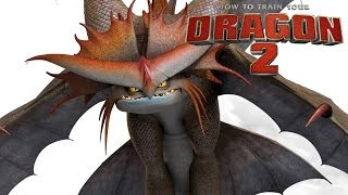How To Train Your Dragon 2 - Hiccup Mother, Valka & Cloudjumper (SECRET DRAGON)  [PS3/XBOX360/Wii]