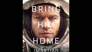 "The Martian (OST) Donna Summer - ""Hot Stuff"""
