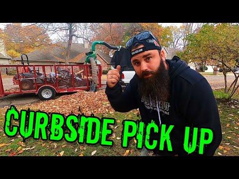 fall-leaf-setup---curbside-leaf-pickup---leaf-removal-pricing---leaf-loader-setup