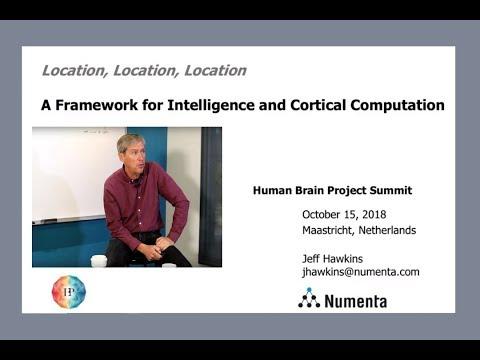 Jeff Hawkins - Human Brain Project Keynote [Screencast]