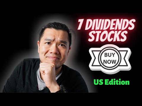 7 Best US Dividend Stocks 2020 BUY NOW [Update August 2020]